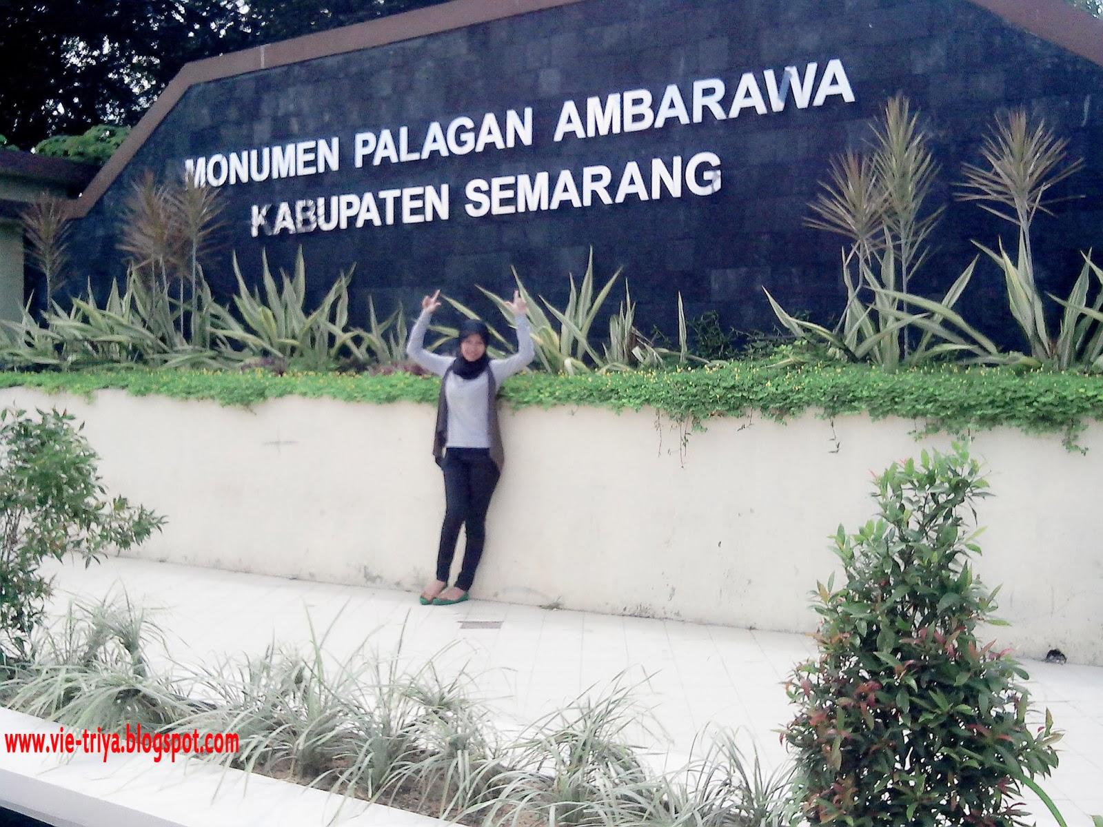 Monumen Palagan Ambarawa Numpang Nitip Minta Intip Tempat Wisata Terletak