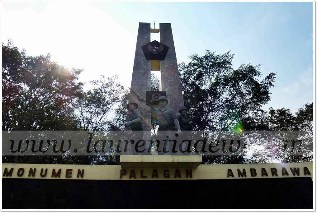 Monumen Palagan Ambarawa Semarang Memperingati Pertempuran Museum 31 Kab