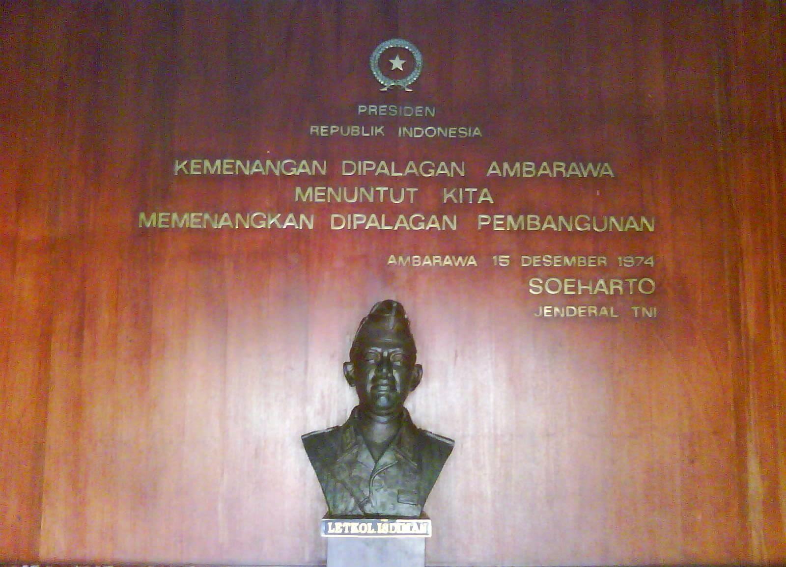 Monumen Palagan Ambarawa Wisata Sejarah Semarang Galleri Foto Kabupaten Kab