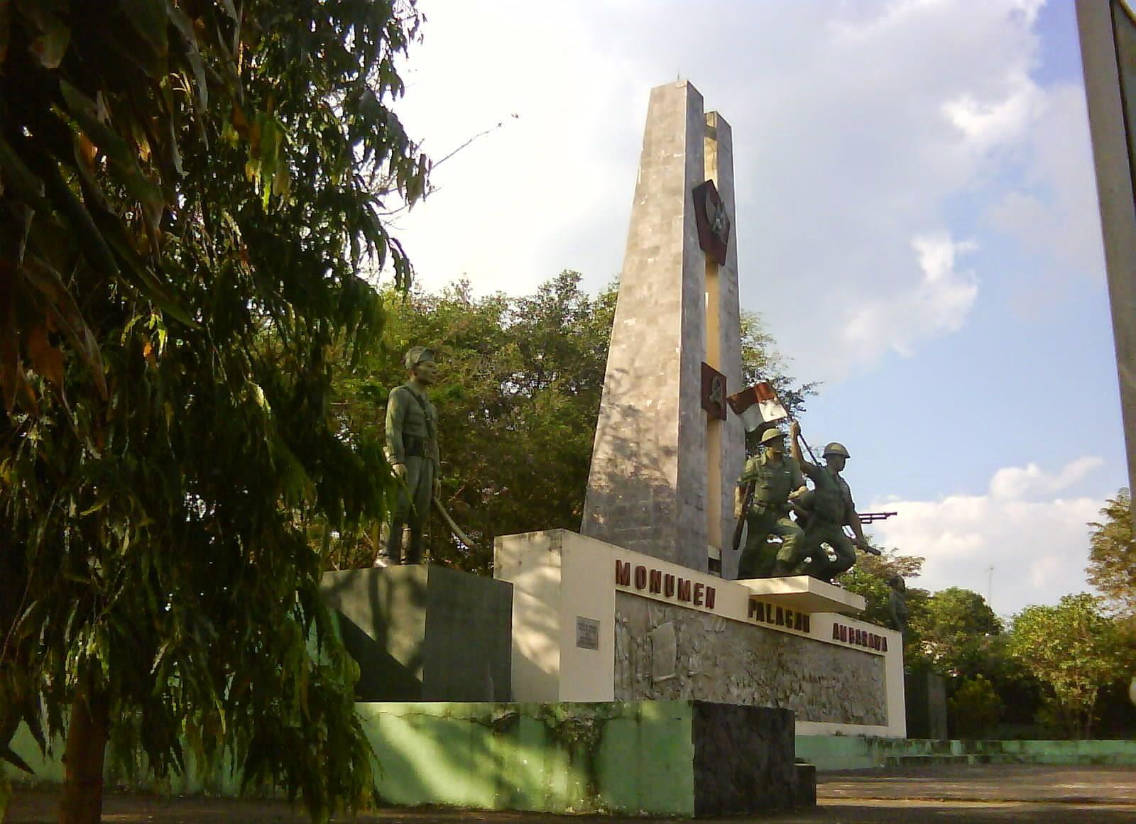 Monumen Palagan Ambarawa Wisata Sejarah Semarang Kab
