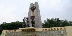 Monumen Tuguh Palagan Ambarawa Kab Semarang