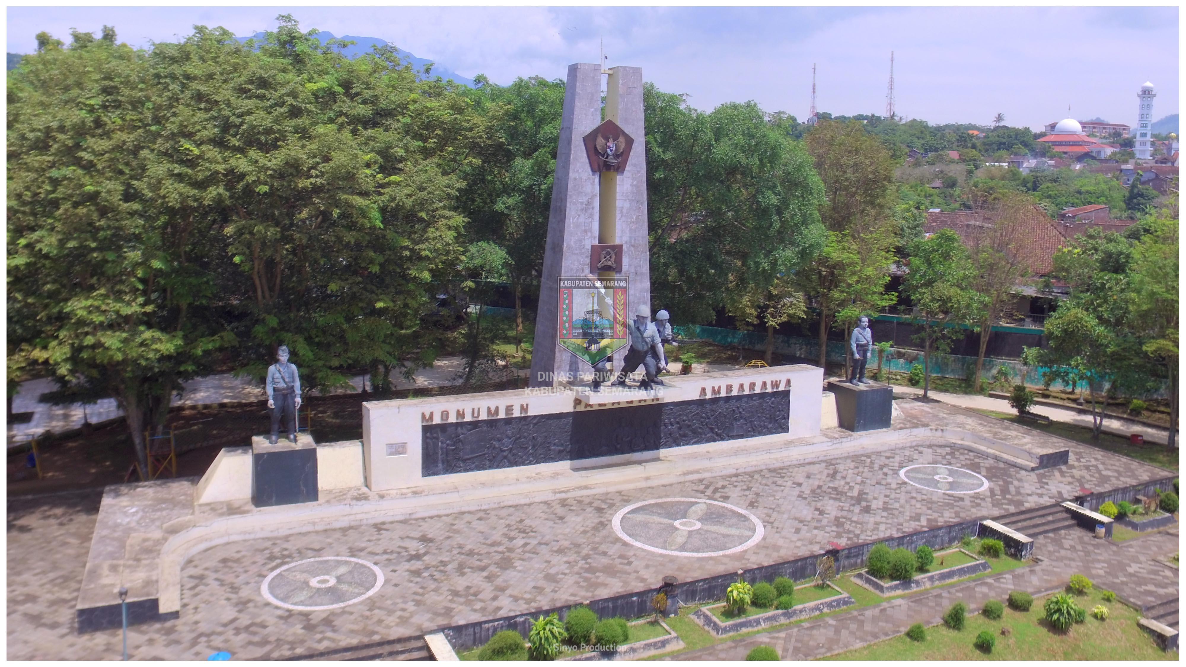 Museum Palagan Ambarawa Kab Semarang Tourism Information Center Monumen