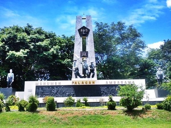 Objek Wisata Ambarawa Menarik Monumen Palagan Penuh Sejarah Kab Semarang