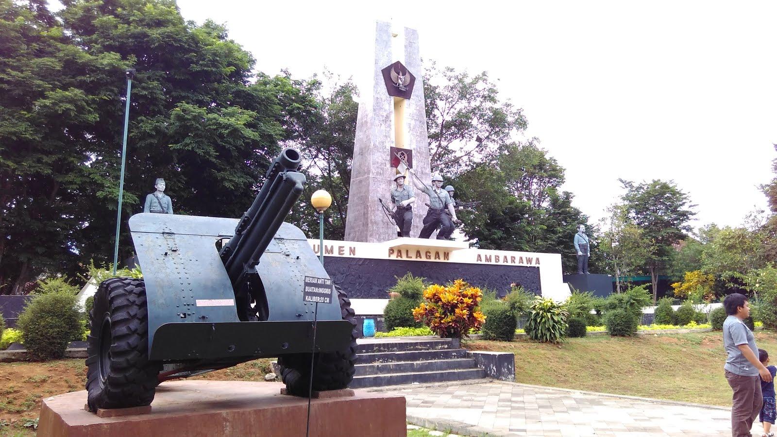 Palagan Ambarawa Monumen Kab Semarang