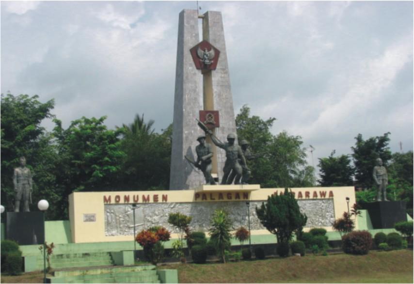 Patriot Bhayangkara Monumen Palagan Ambarawa Sebuah Sejarah Bangsa Indonesia Dilengkapi