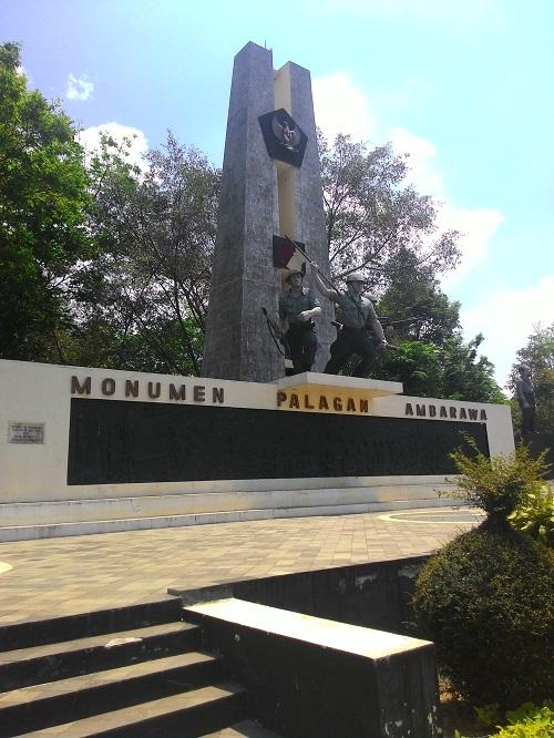 Semarang Coret Museum Palagan Ambarawa Kabupaten Monumen Kab