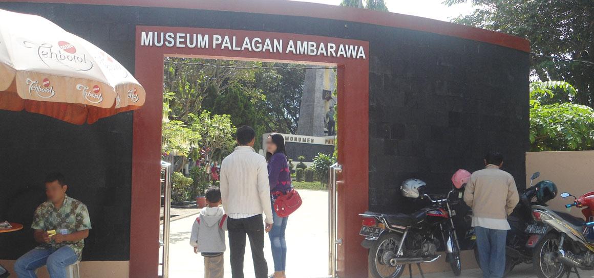 Semarang Mengenang Sejarah Museum Palagan Ambarawa Monumen Kab