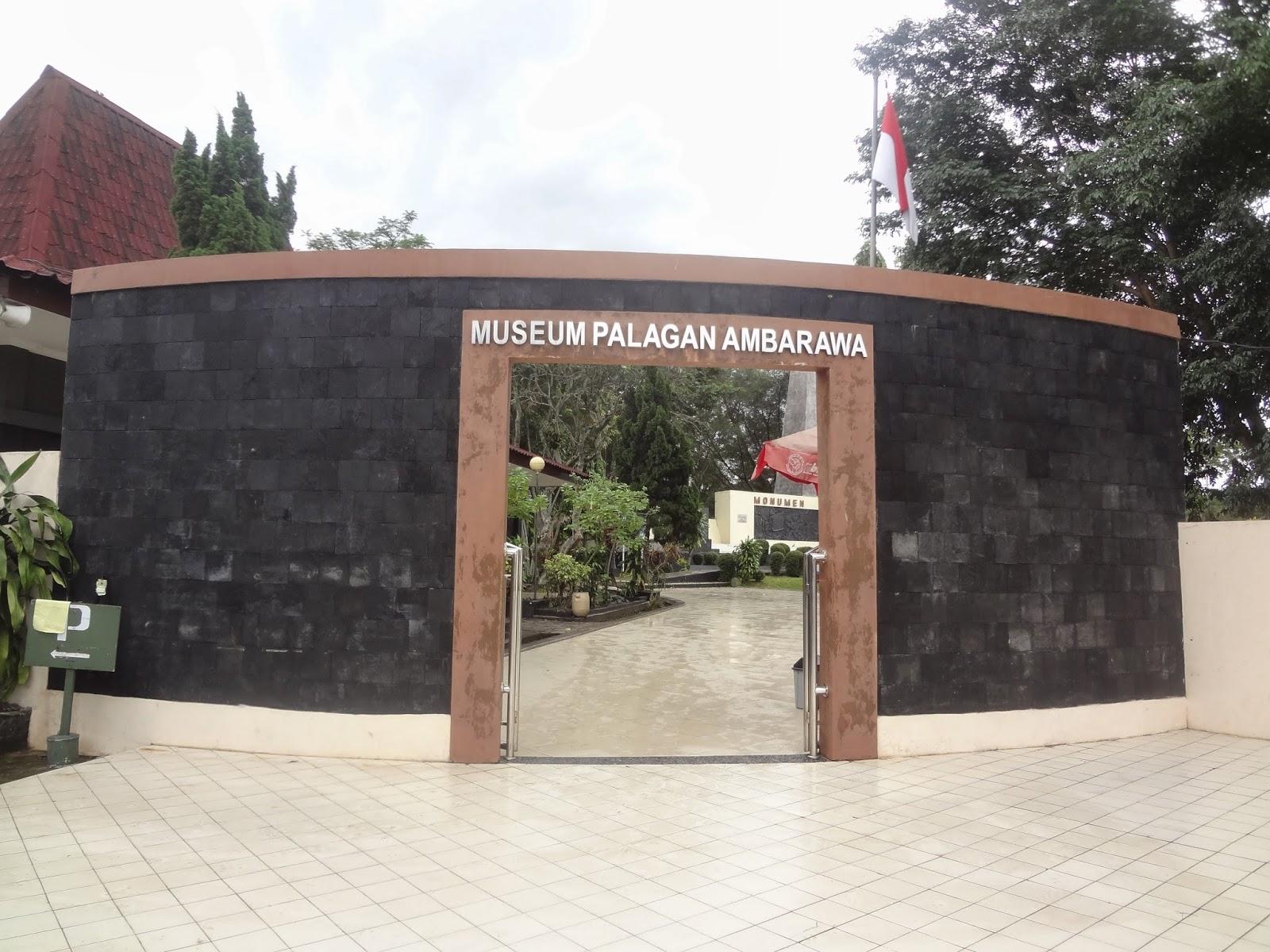 Serunya Monumen Palagan Ambarawa Iyoth World Kab Semarang