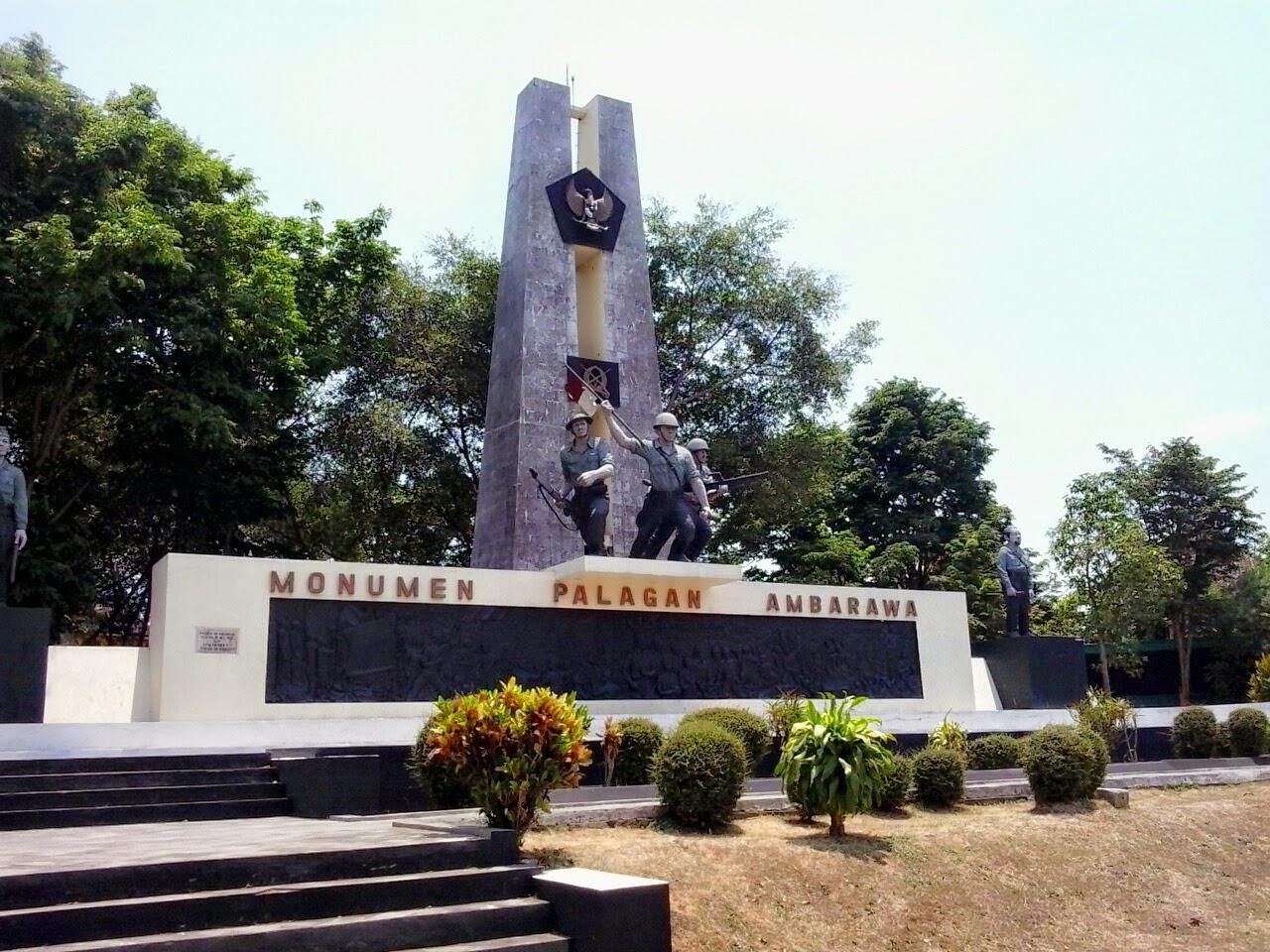 Traveling Dolan Singkat Museum Isdiman Monumen Palagan Ambarawa Kab Semarang