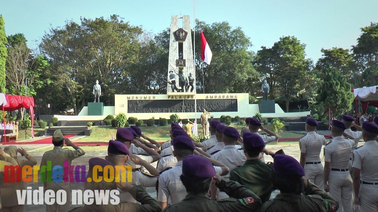Upacara Harkitnas Monumen Palagan Ambarawa Youtube Kab Semarang