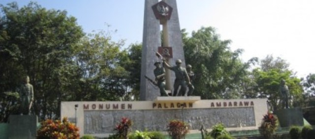 Wisata Semarang Singgah 5 Destinasi Ambarawa Monumen Palagan Pusakaindonesia Org