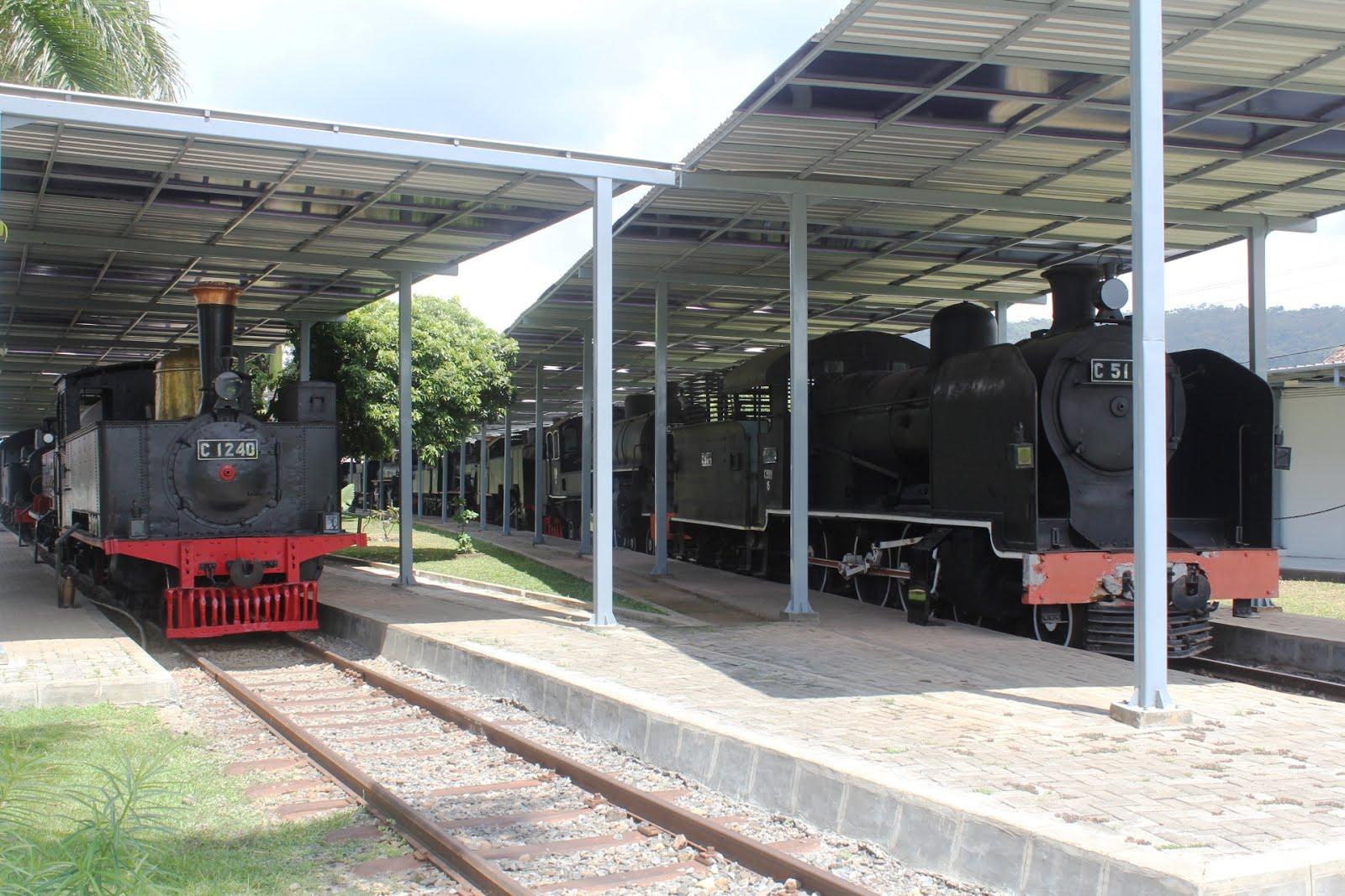 Catatan Unique Museum Kereta Api Ambarawa Belajar Sejarah Kab Semarang