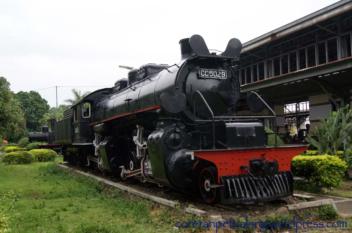 Explore Museum Kereta Api Ambarawa Coretanpetualang Blog Kab Semarang