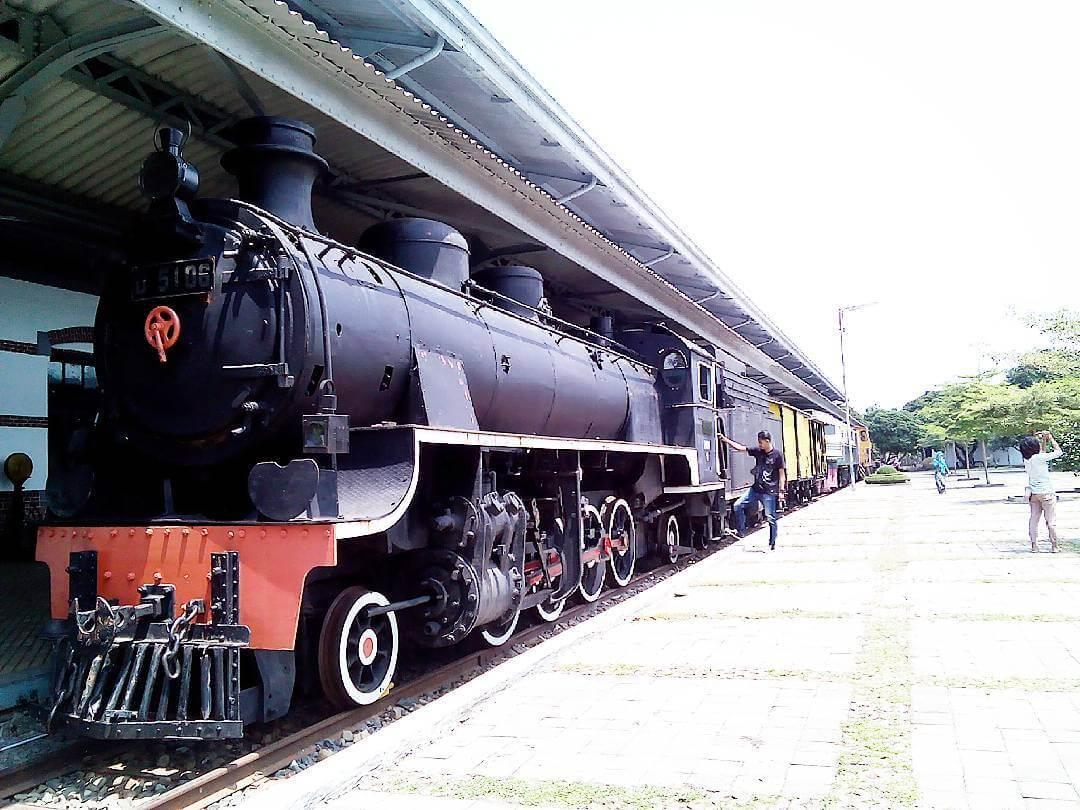 Info Lengkap Museum Kereta Api Ambarawa Tempat Keren Melihat Foto
