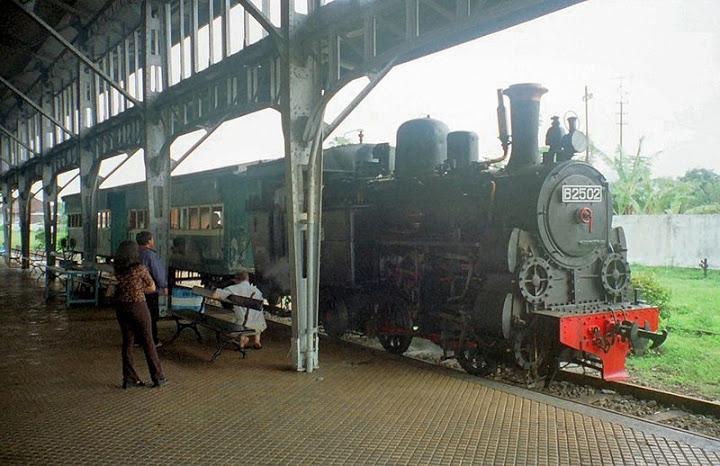 Mengenang Kejayaan Kereta Api Belanda Museum Ambarawa Kab Semarang