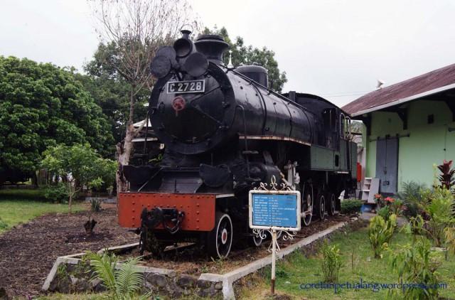 Menilik Sejarah Kereta Api Museum Ambarawa Semberani Kab Semarang