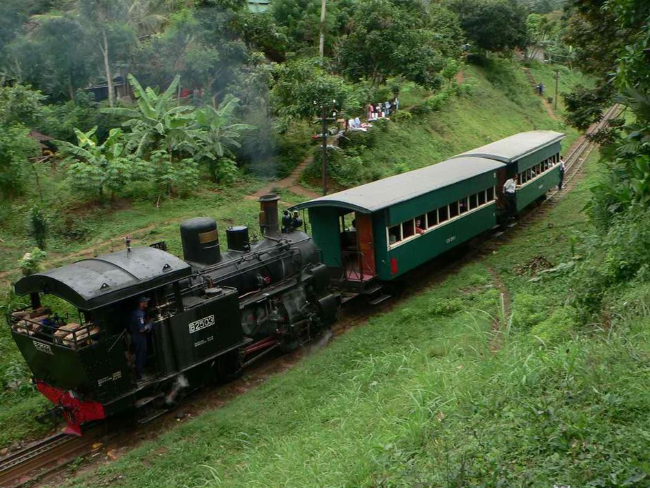 Museum Kereta Ambarawa Wisatasemarang Sekitar Satu Jam Perjalanan Rute Semarang