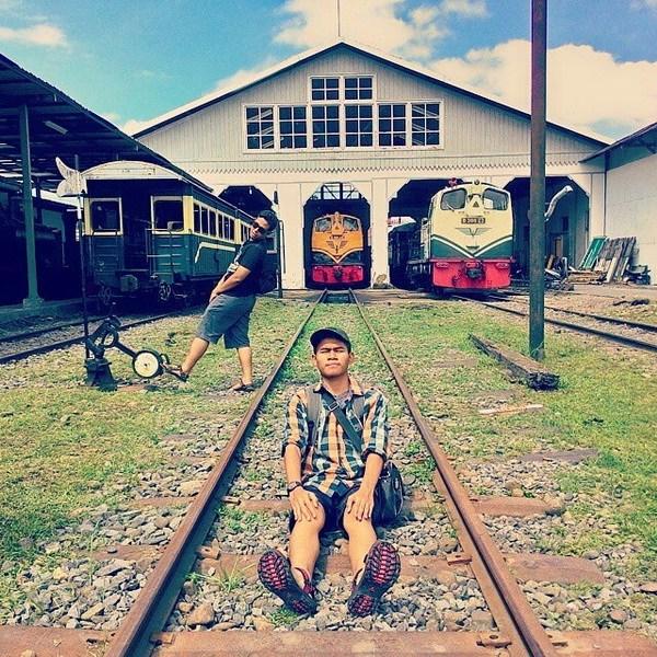Museum Kereta Api Ambarawa Explore Semarang Azhar Kusno Kab