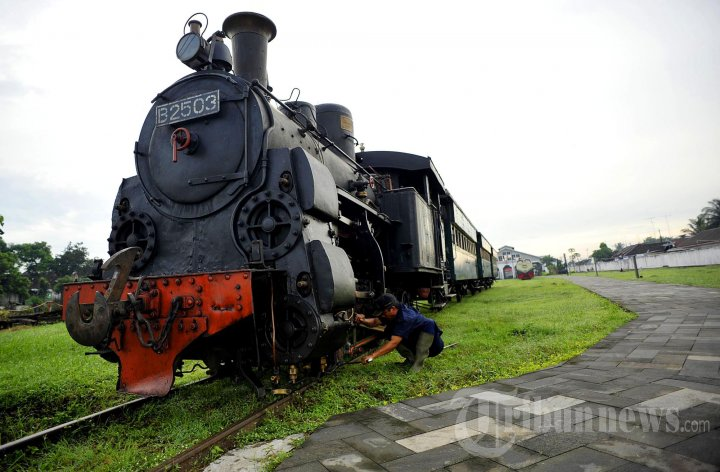 Museum Kereta Api Ambarawa Foto 3 634771 Tribunnews 20130614 2350