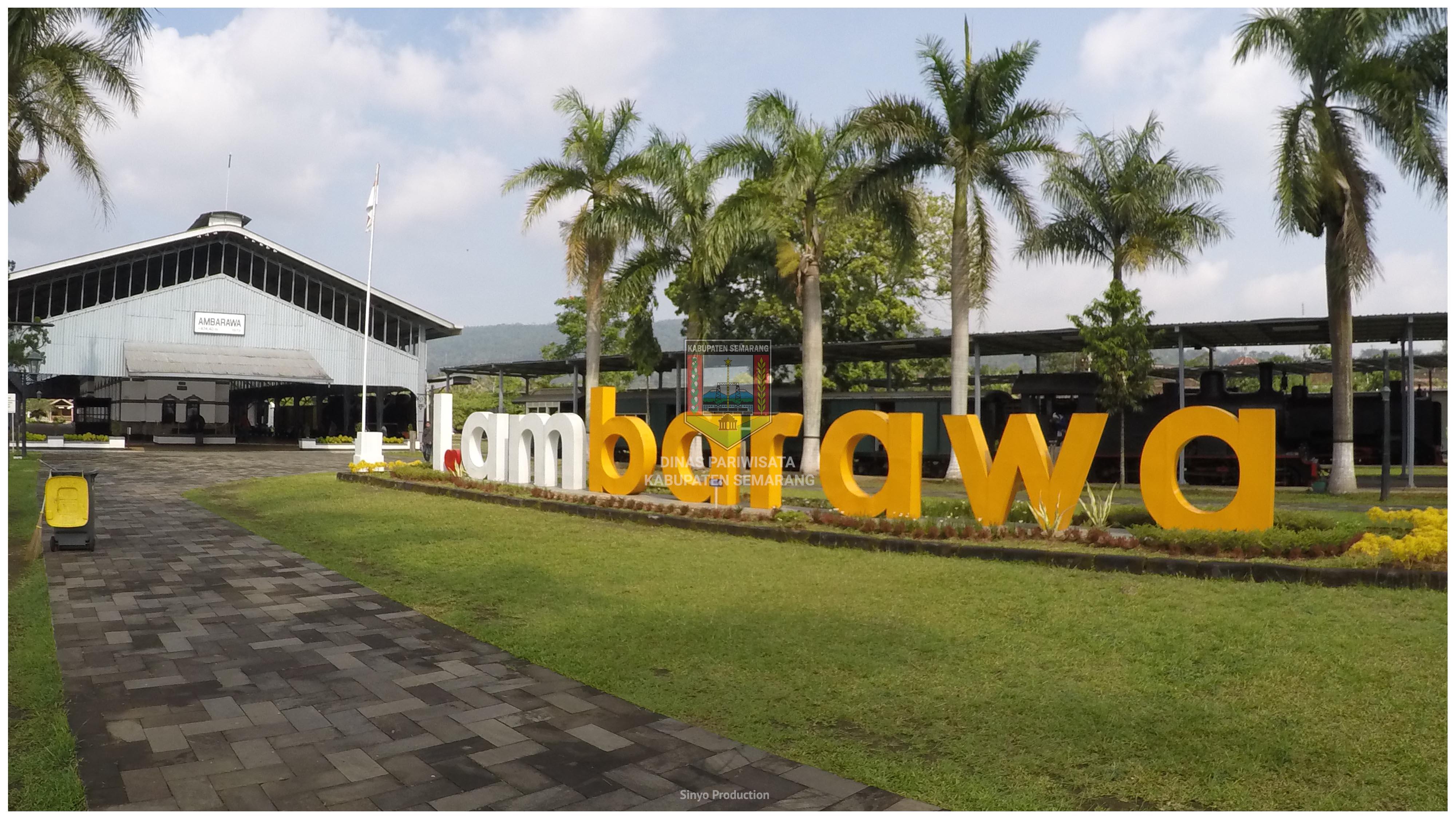 Museum Kereta Api Ambarawa Kab Semarang Tourism Information Center