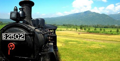 Museum Kereta Api Ambarawa Kab Semarang