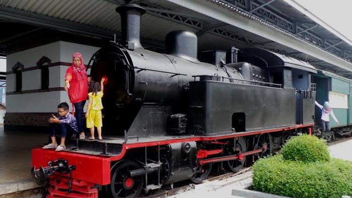 Museum Kereta Api Ambarawa Sensasi Naik Diesel Wisata Gaya Jadul