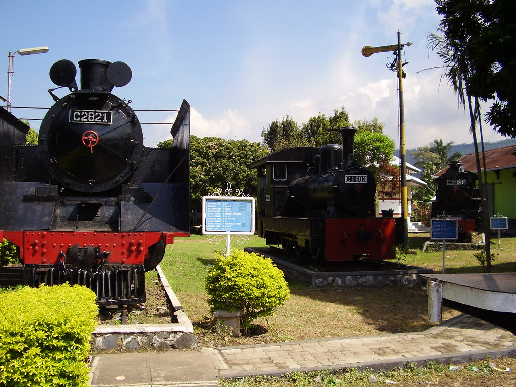 Museum Kereta Api Ambarawa Wisata Sejarah Favorit Jawa Tengah Kab