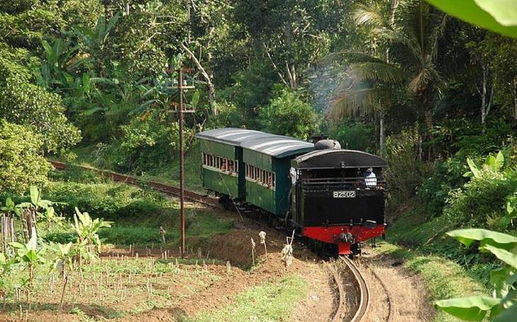 Museum Kereta Api Lokomotif Ambarawa Pesona Sebuah Stasiun Dialihfungsikan Menjadi