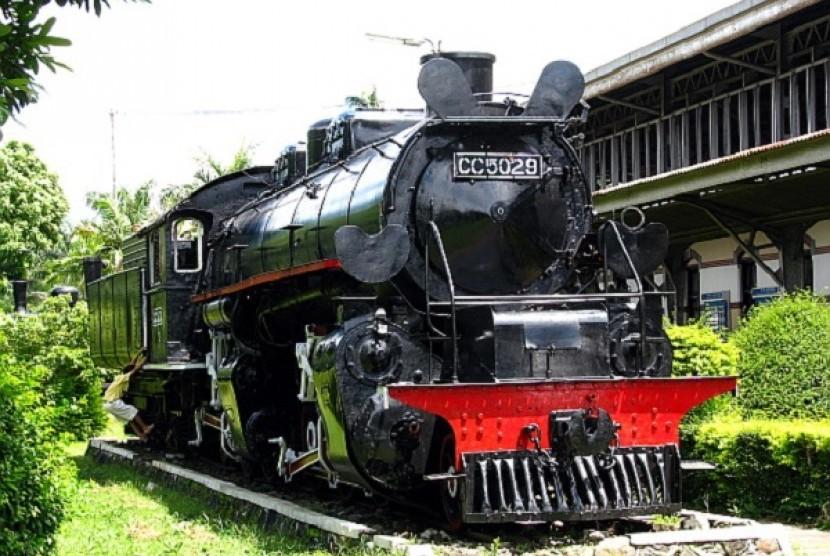 Museum Kereta Api Menjadi Primadona Libur Lebaran Republika Ambarawa Semarang