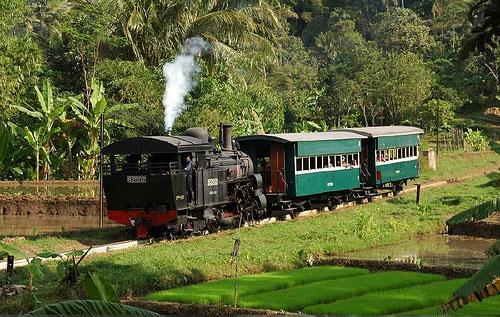 Profil Museum Kereta Api Indonesia Sekilas Ambarawa Kab Semarang