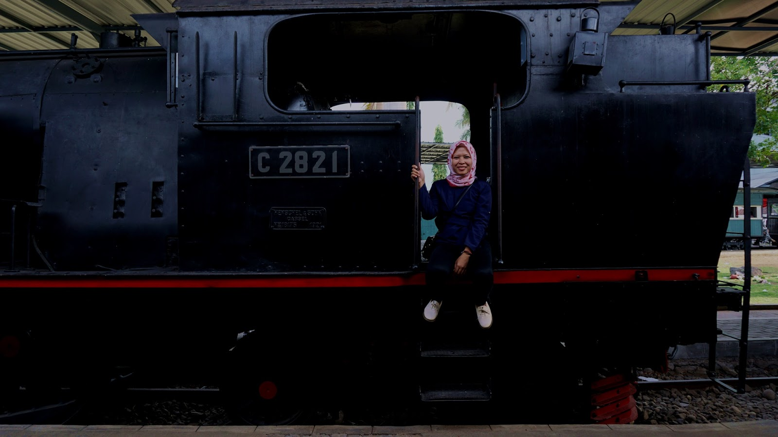 Rizkichuk Museum Kereta Api Ambarawa Destinasi Wajib Dolan Lokomotif Nomor