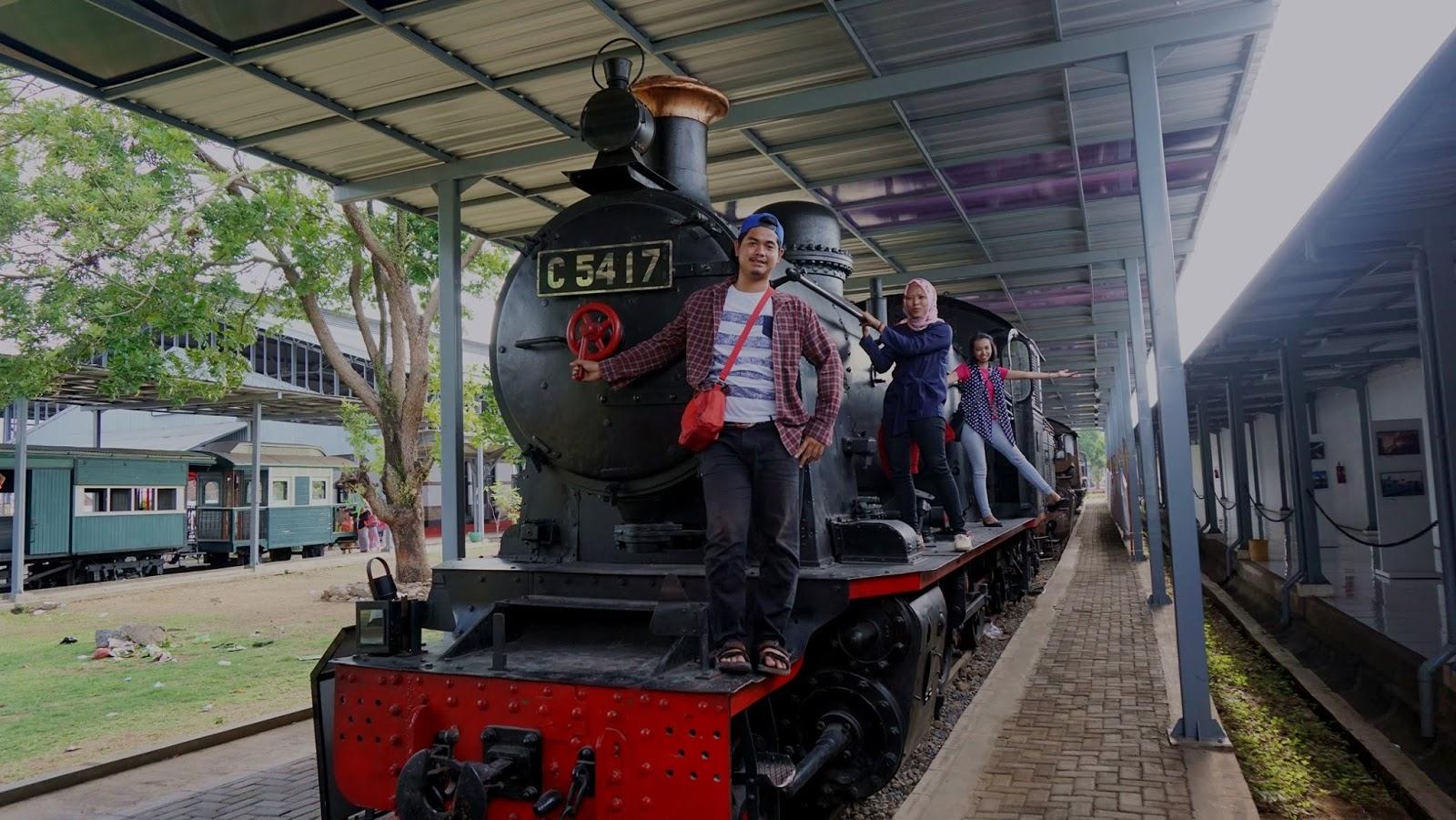 Rizkichuk Museum Kereta Api Ambarawa Destinasi Wajib Dolan Yey Naik