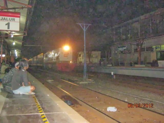 Sepenggal Coretanku Museum Kereta Api Ambarawa Kabupaten Semarang Tut Datang