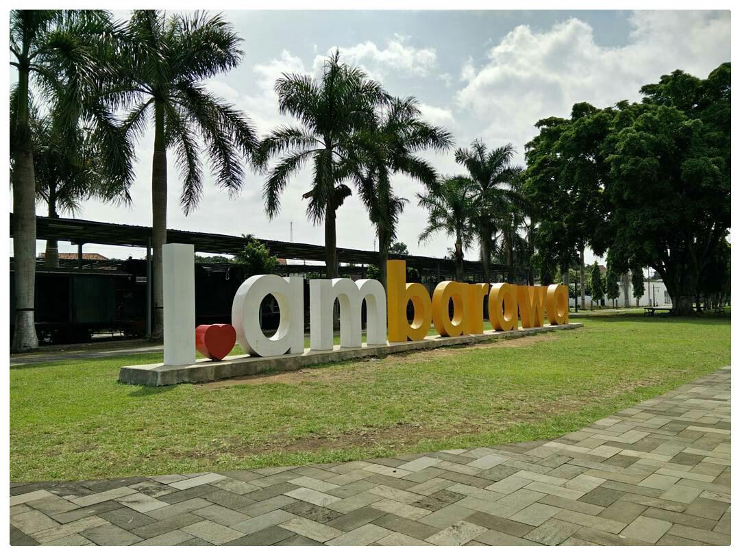 Wisata Museum Kereta Api Ambarawa Jawa Tengah Riska Setya Kab