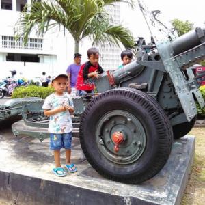 Jam Buka Museum Mandala Bhakti Semarang Harga Tiket Masuk Alat