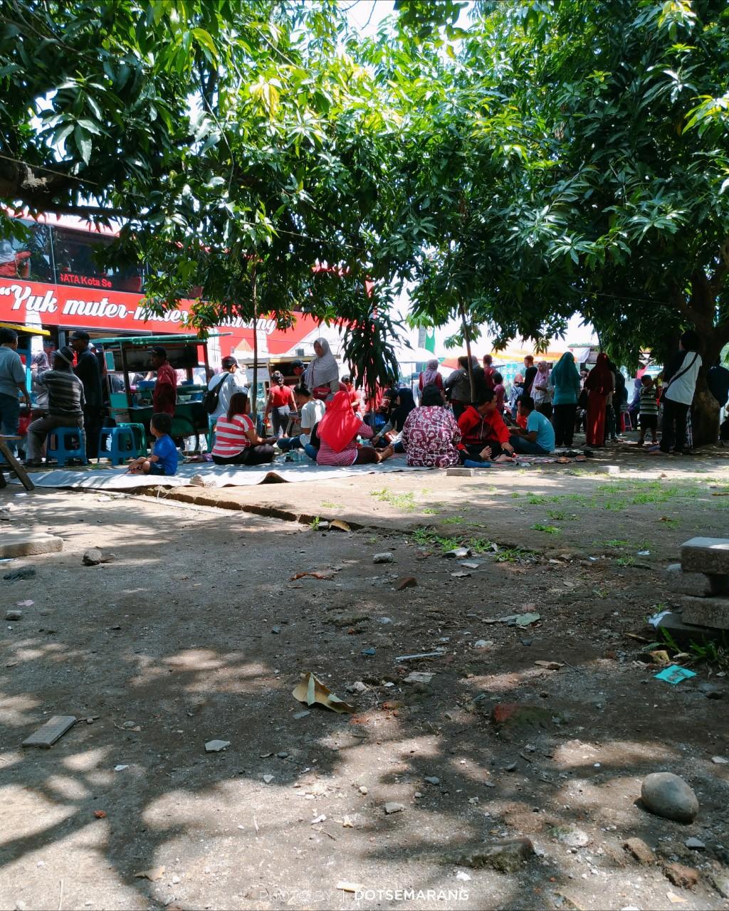 Kawasan Museum Mandala Bhakti Semakin Ramai Tiap Akhir Pekan Sebagian