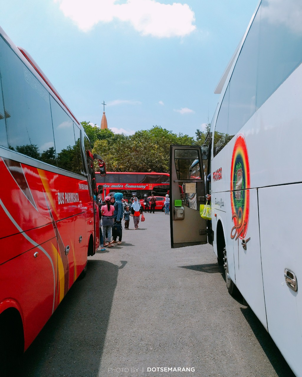 Kawasan Museum Mandala Bhakti Semakin Ramai Tiap Akhir Pekan Selamat