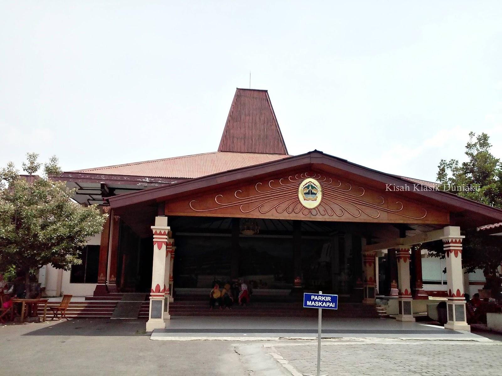 Kisah Klasik Duniaku Museum Ranggawarsita Semarang Sebelum Mengunjungi Mandala Bhakti