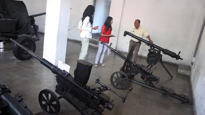 Melihat Jejak Perjuangan Indonesia Museum Mandala Bhakti Semarang Kab