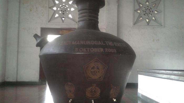 Melihat Jejak Perjuangan Indonesia Museum Mandala Bhakti Semarang Kendi Zaman