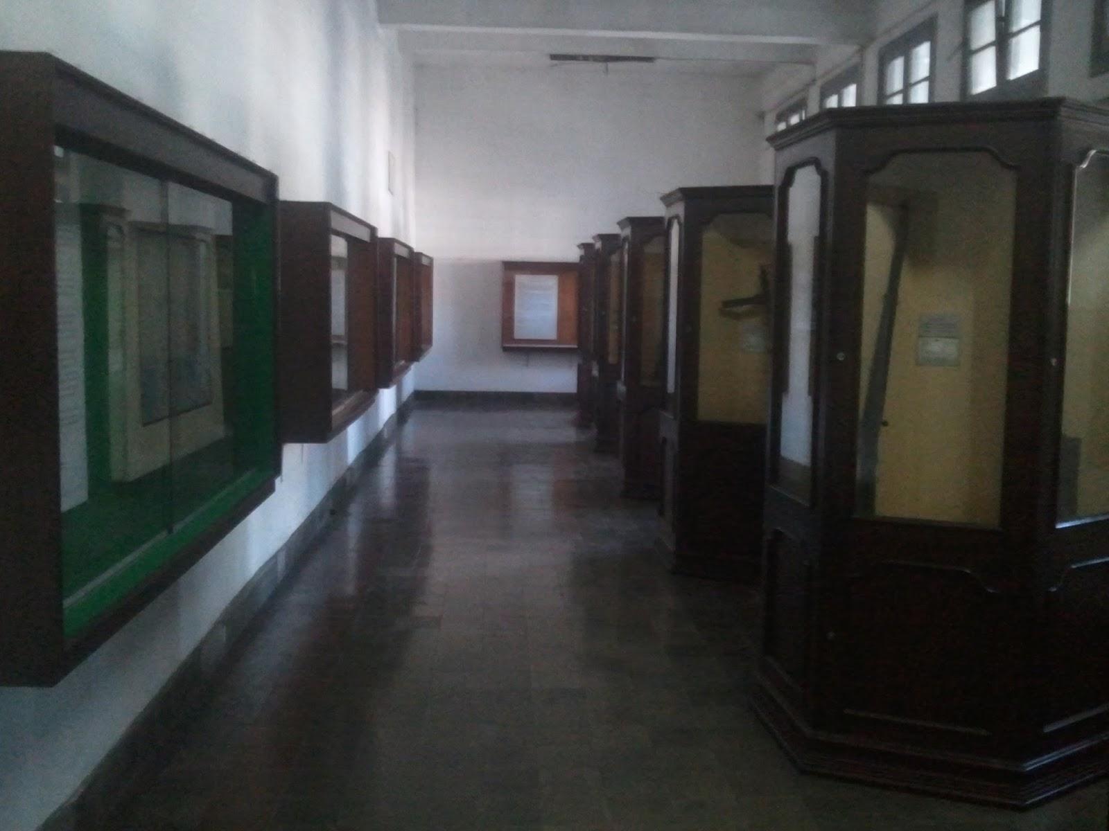 Mengenang Museum Mandala Bhakti Kota Semarang Jawa Tengah Ruangan Kab