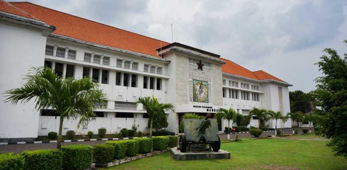 Museum Mandala Bhakti Semarang Bukti Sisa Perjuangan Pahlawan Jawa Tengah