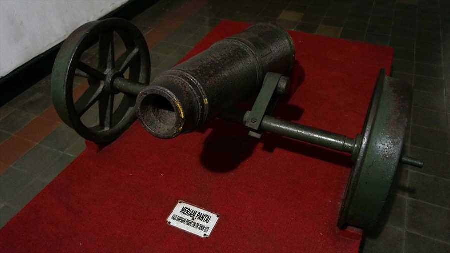 Museum Mandala Bhakti Semarang Bukti Sisa Perjuangan Pahlawan Memiliki Dua