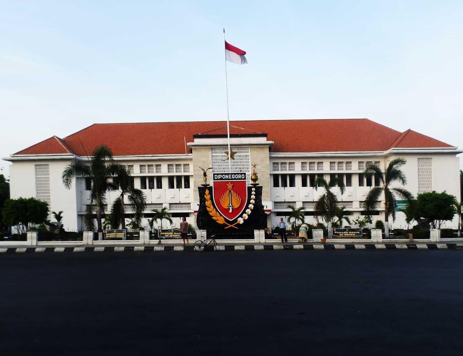 Museum Mandala Bhakti Semarang Sebagai Jejak Sejarah Pahlawan Kab