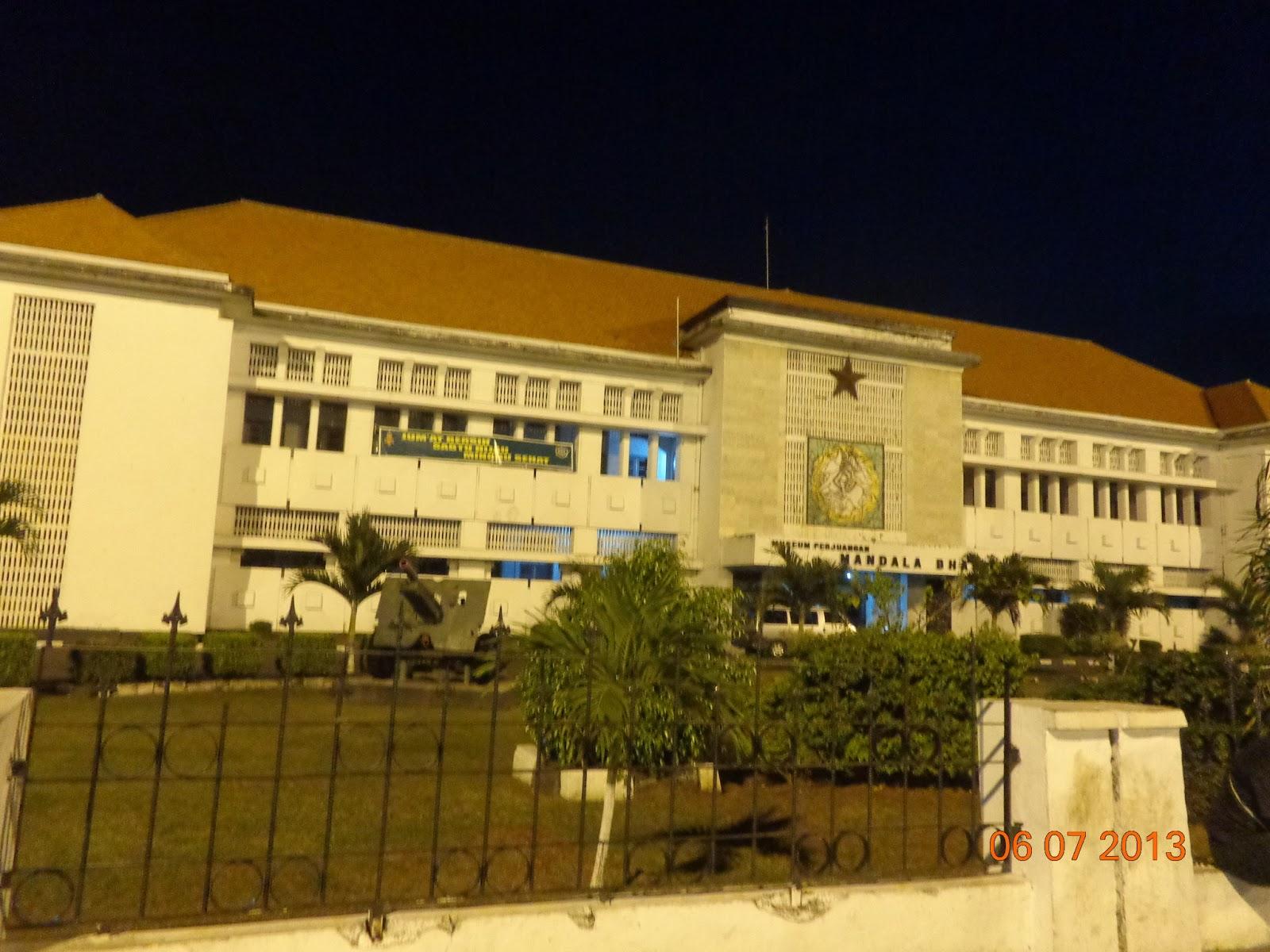 Torikul Khayat Juli 2013 Museum Mandala Bhakti Semarang Kab