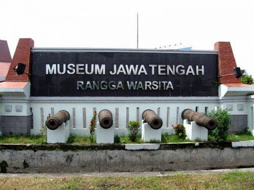 Warta Warganet Museum Ronggowarsito Menjadi Kebangaan Masyarakat Jawa Tengah Mandala