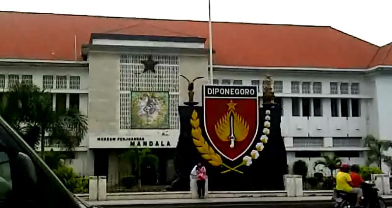 Wisata Kota Semarang Jawa Tengah Museum Mandala Bhakti Kab