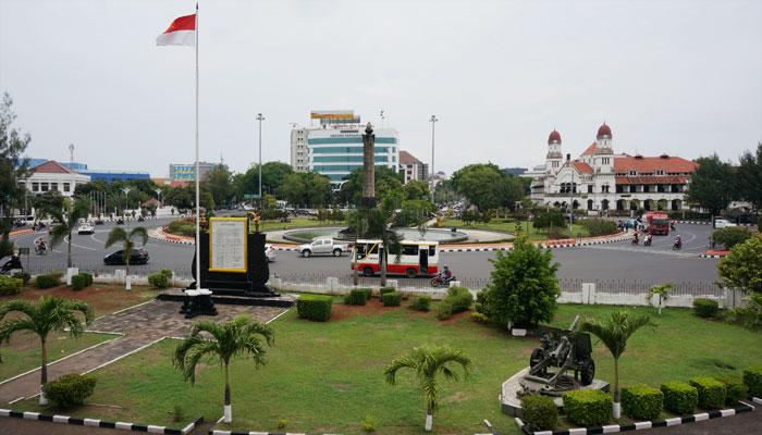 Wisata Sejarah Museum Mandala Bhakti Kota Semarang Jawa Kab