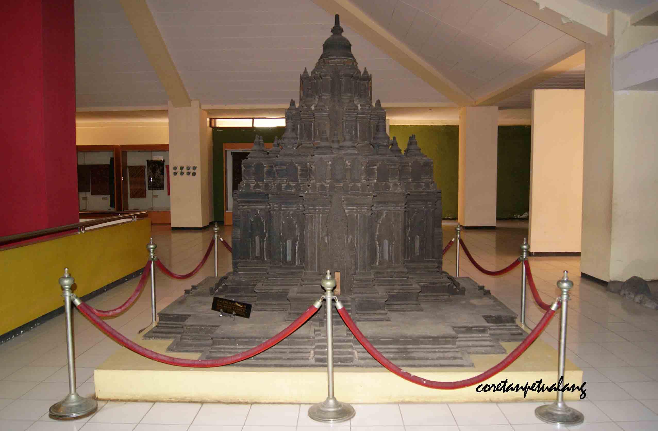 Wisata Sejarah Museum Ronggowarsito Kota Semarang Jawa Tengah Contoh Gambar