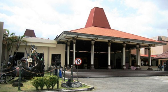 Wisata Sejarah Museum Ronggowarsito Kota Semarang Jawa Tengah Mandala Bhakti